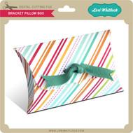 Bracket Pillow Box