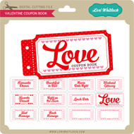 Valentine Coupon Book 2