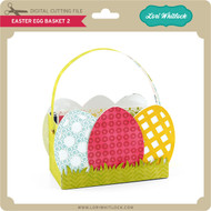 Easter Egg Basket 2