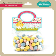 Bag Topper Easter