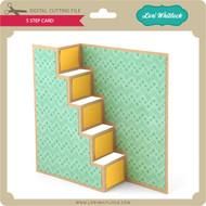 5 Step Card