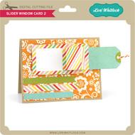Slider Window Card 2