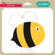 A2 Bee Card