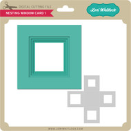 Nesting Window Card 1
