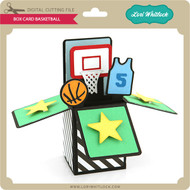 Box Card Basketball
