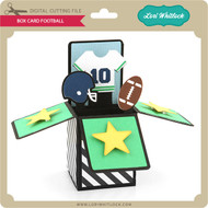 Box Card Football