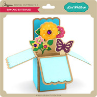 Box Card Butterflies