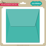 Nesting Window Card Envelope