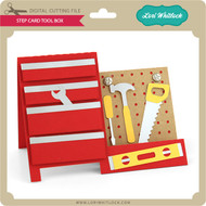 Step Card Tool Box