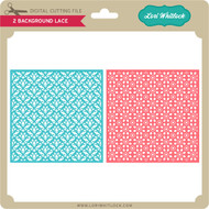2 Background Lace