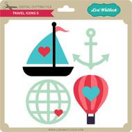 Travel Icons 5