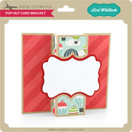 Pop Out Card Bracket
