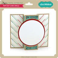 Pop Out Card Circle