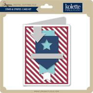 Stars & Stripes Card Kit