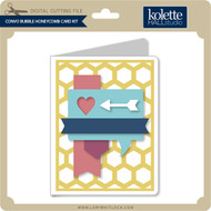 Convo Bubble Honeycomb Card Kit