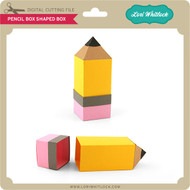 Pencil Shaped Box