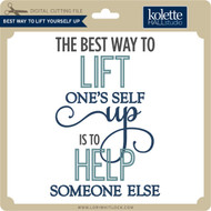 Best Way to Lift Yourself Up