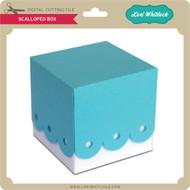 Scalloped  Box
