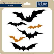 6 Bats