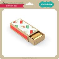 3 Nugget Box