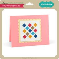 Quilt Patchwork Card