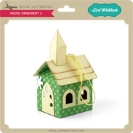 House Ornament 3