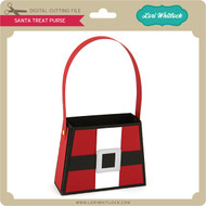 Santa Treat Purse