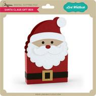 Santa Claus Gift Box 2