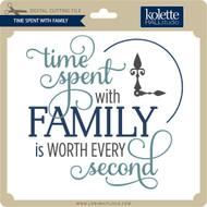 Time Spent Family