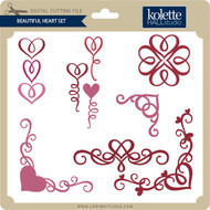 Beautiful Heart Set