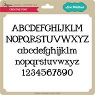 Creative Font
