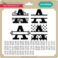 Mega Monogram Set