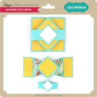 Diamond Fold Card