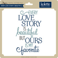 Every Love Story Is Beautiful 2