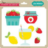 Strawberry and Lemon Set