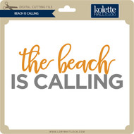 Beach is Calling