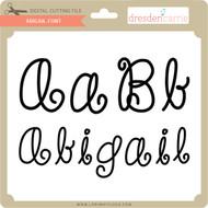 Abigail Font