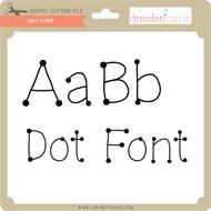 Dot Font