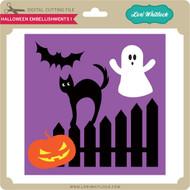Halloween Embellishments 1