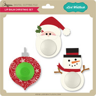 Lip Balm Christmas Set