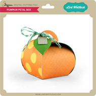 Pumpkin Petal Box