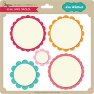 Scalloped Circles