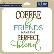 Coffee Friends Perfect Blend