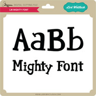 Mighty Font