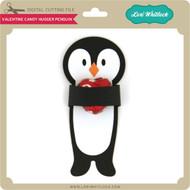 Valentine Candy Hugger Penguin