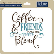 Coffee & Friends Perfect Blend
