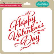 Happy Valentine's Day Script