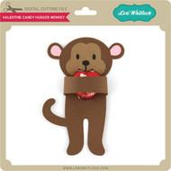 Valentine Candy Hugger Monkey