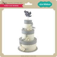 Tiered Cake Wedding