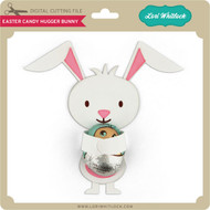 Easter Candy Hugger Bunny